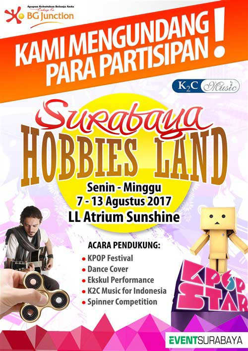 Surabaya Hobbies Land