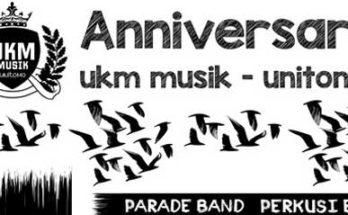 Anniversary Ukm Musik Unitomo 4th