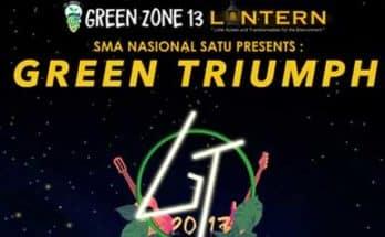 Pensi Green Triumph