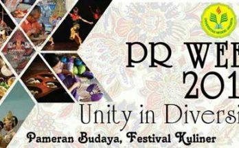 PR WEEK 2017 Unity in Diversity