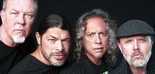 Playlist Terbaik dari Metallica
