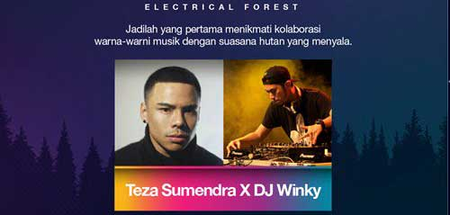Sounds of 3 Electrical Forest