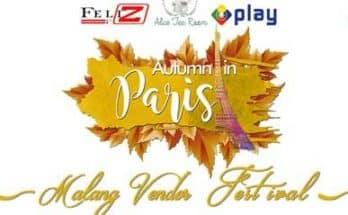 Autumn In Paris 2017
