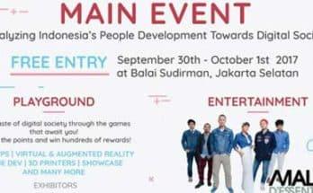 Main Event CompFest 9