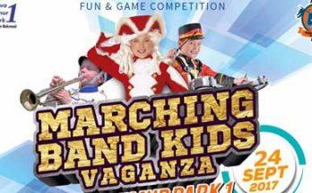 Marching Band Kids Vaganza 2017