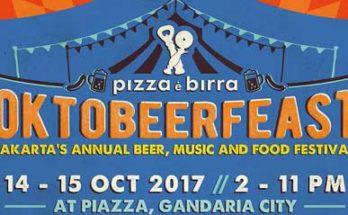 Pizza E Birra Oktobeerfeast 2017 Jakarta's