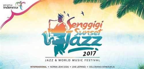 Senggigi Sunset Jazz 2017