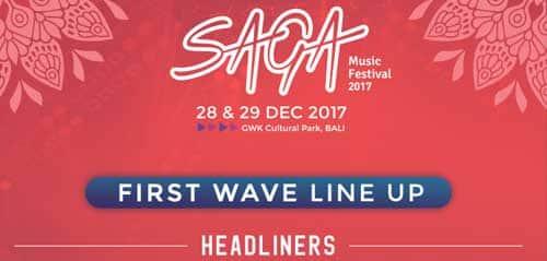 SAGA Music Festival 2017