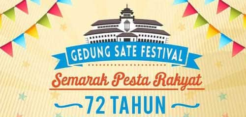 Gedung Sate Festival