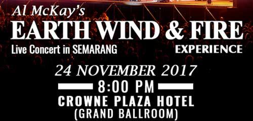 Al Mckay's Earth Wind & Fire Experience Live Concert