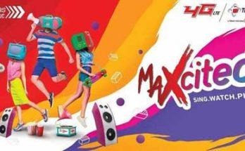 Telkomsel Maxcited