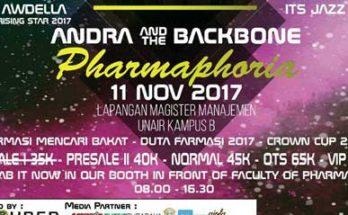 Pharmaphoria Crown 2017