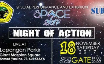 SPACE 2K17