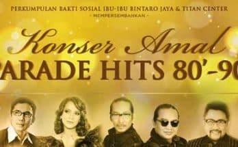 Konser Amal Parade Hits 80' - 90'
