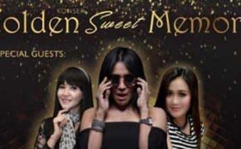 Konser Golden Sweet Memory
