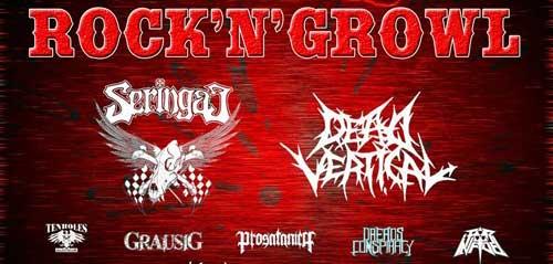 Rock 'N' Growl