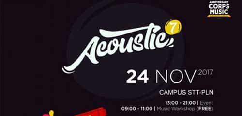 Komus Carnival Acoustic 7