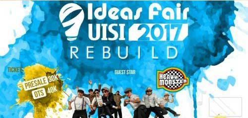 Ideas Fair UISI 2017 Rebuild