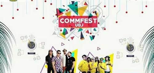 Commfest UBJ 2017