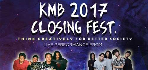KMB 2017's Closing Fest