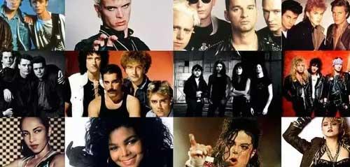 Lagu Terbaik Tahun 80-an