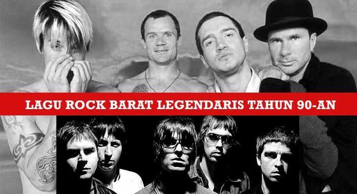 Lagu Rock Barat Legendaris
