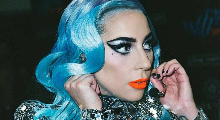 Video Musik Lady Gaga
