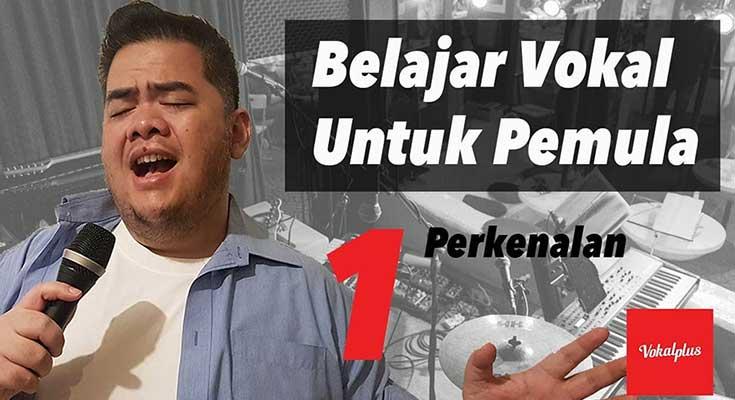 Belajar Vokal Indra Aziz