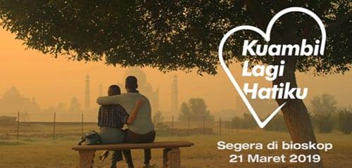 Kuambil Lagi Hatiku: Kisah Cinta Romantis Dua Negara