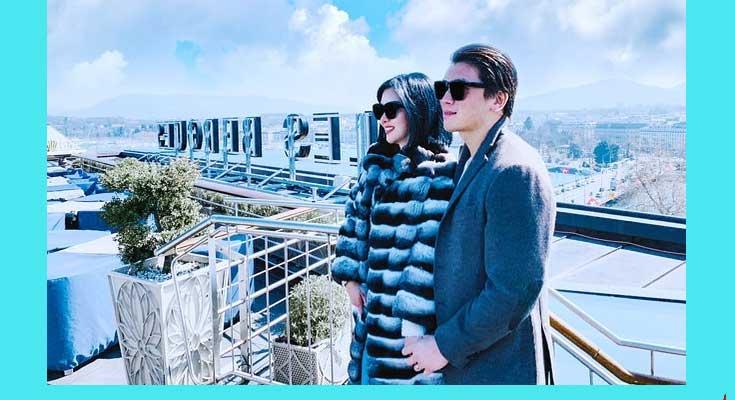 Instagram Princes Syahrini
