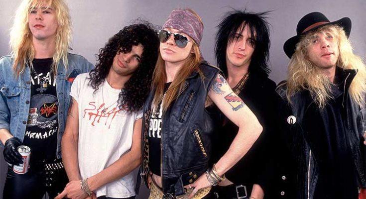 Playlist Terbaik Guns N' Roses