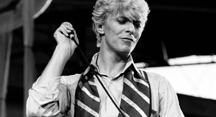 Koleksi Lagu Terbaik David Bowie