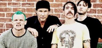 Lagu Terbaik Red Hot Chili Peppers