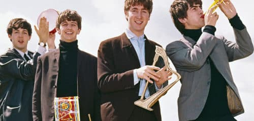 Koleksi Lagu Terbaik The Beatles