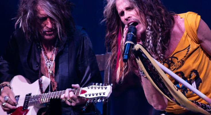 Lagu Terbaik Aerosmith