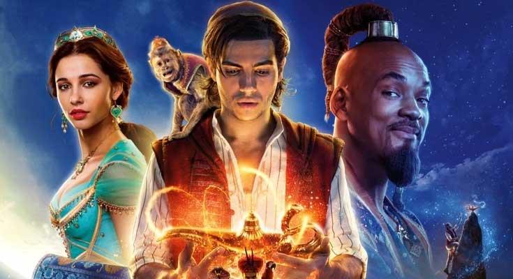 Soundtrack Film Aladdin (2019)