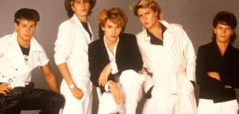 Koleksi Lagu Terbaik Duran Duran