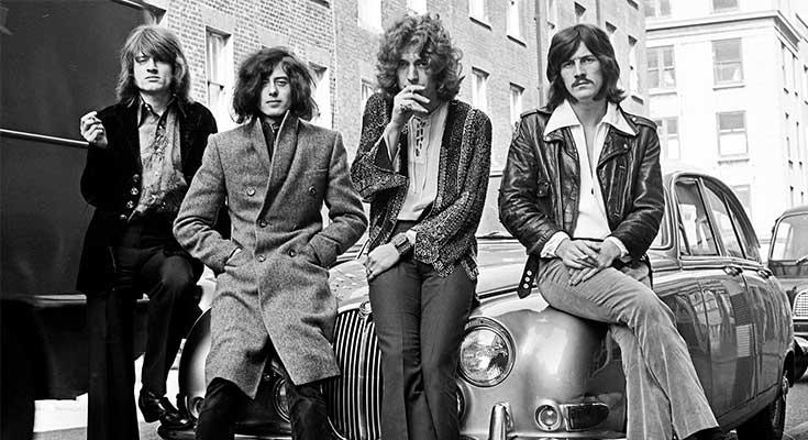 Lagu Terbaik Led Zeppelin