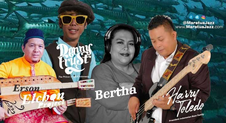 Maratua Jazz and Dive Fiesta 2019