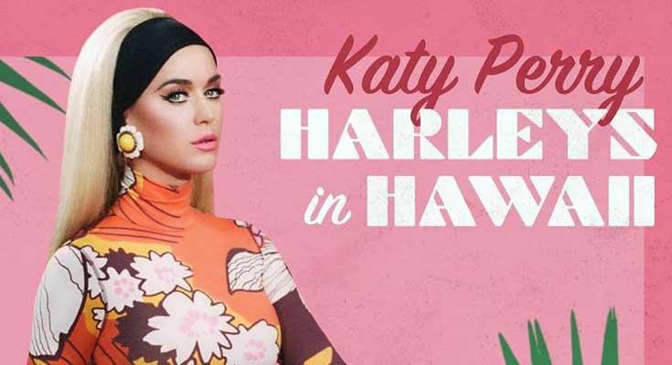 Lagu Harleys In Hawaii Katy Perry