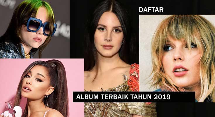 Album Terbaik Tahun 2019